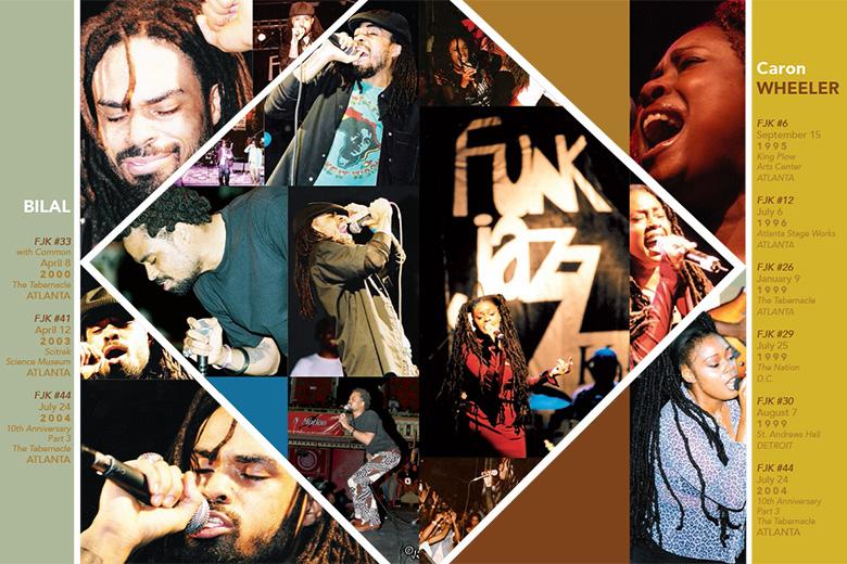 FunkJazz Kafé Book